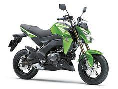 ENEMOTOS: Kawasaki revela a 'pequena' moto Z125 para briga c...
