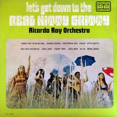 La Hora Faniática - Let´s Get Down to The Real Nitty Gritty de Ricardo Ray Orchestra You Talk Too Much, Musica Salsa, Latin Music, Orchestra, Vinyl Records, Vines, Japan, Let It Be, Movie Posters