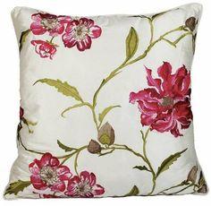 almofada bordada flores - Kasa 57