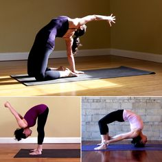 Feel the Love: 10 Heart-Opening Yoga Poses
