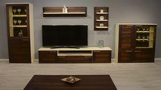 modern nappali tömörfa bútor Flat Screen, Furniture, Home Decor, Blood Plasma, Decoration Home, Room Decor, Flatscreen, Home Furnishings, Home Interior Design
