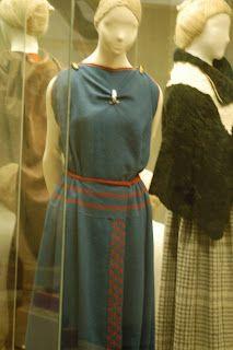 Thyra: Iron Age Fashion/ Hairstyle/ Frisurer i Jernalderen