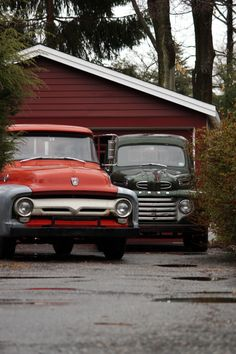 Old F100's
