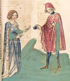 Konrad von Megenberg Das Buch der Natur — Hagenau - Werkstatt Diebold Lauber, um 1442-1448? Cod. Pal. germ. 300 Folio 339r
