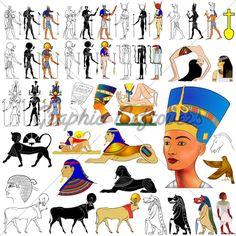 egyptian headdress - Google Search