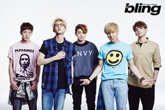 DAY6 for Bling Magazine #DAY6