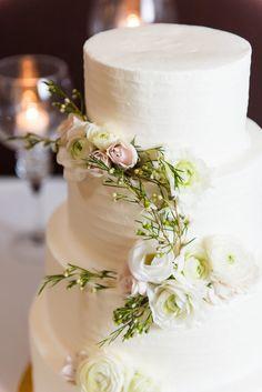 weddings * cake Sophisticated, Neutral Wedding at the Priory: Chrissy & Josh - Burgh Brides - A Pitt Elegant Wedding Cakes, Timeless Wedding, Wedding Cake Designs, Unique Weddings, Sophisticated Wedding, Wedding Blog, Our Wedding, Wedding Ideas, Wedding Stuff