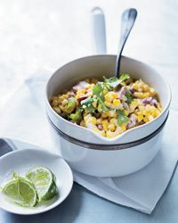 Creamed Corn with Bacon Recipe on Food & Wine