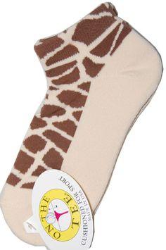 Beige Giraffe On the