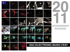 2011 Sacramento Electronic Music Festival Sponsorship Package by Unseen Heroes via slideshare