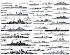 Kriegsmarine warships