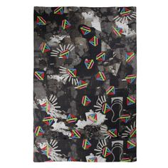 Party // silk/cotton scarf // Art Collection Katja Filipovich for hüftgold berlin // Spring 2015