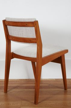 André Simard; Side Chair for Meubles André Simard, c1955.