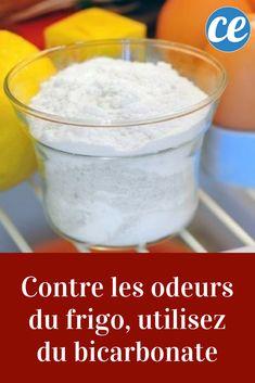 Marre des Odeurs du Frigo ? Utilisez du Bicarbonate Pour Les Faire DISPARAÎTRE !