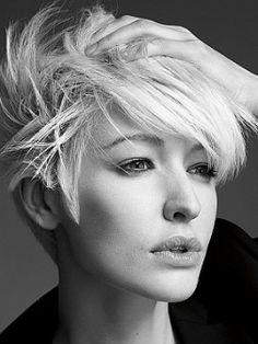 perfect white hair #hair
