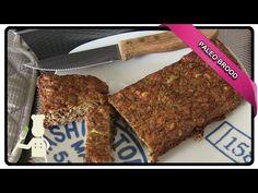 Eet wat de natuur je geeft, start je dag dus goed met Paleo Brood! Dit paleo brood bevat geen meel, geen gluten en is zo natuurlijk mogelijk gemaakt Sin Gluten, Clean Recipes, Healthy Recipes, Healthy Food, Paleo, Desserts, Youtube, Glutenfree, Healthy Foods