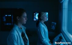 Ava Paige (Patricia Clarkson) and Teresa (Kaya Scodelario) are also back: