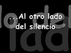 Angeles del Infierno-Al Otro Lado del Silencio-Letra so metallllll..<3
