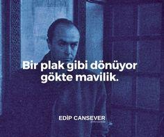 * Edip Cansever