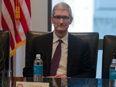Apple CEO Tim Cook on meeting with Trump: 'You dont change things by just yelling' (AAPL)