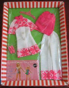 Mod Barbie c. 1971-1972 Fun Flakes #3412
