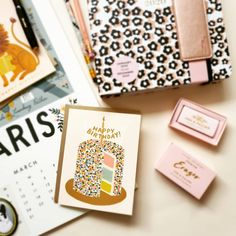 Stockists of the best range of Rifle Paper Co Stationery & Cards in the UK. Beautiful illustrations and attention to detail make their stationery truly unique! Girl Birthday, Happy Birthday, Co Uk, Rifle Paper Co, Stationery, Parlour, Cards, Instagram, Happy Brithday