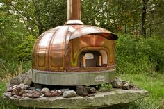 Residential Wood Fired Oven | Small Home Oven Kit | Le Panyol Model 66 | Maine Wood Heat Co.