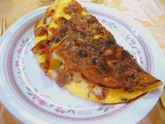HOW TO MAKE THE BEST OMELET you will ever eat in your life! From low-carb-news.blogspot.