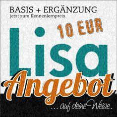 aufdeineweise.de – Blog: Die Gläsernen Aktionswochen | Woche 1 – LISA