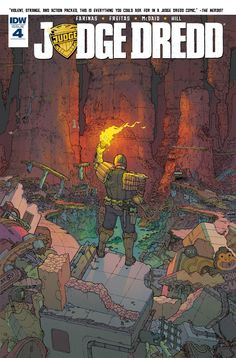 Judge Dredd (2015-) #4