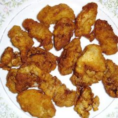 This is a very simple recipe for fried oysters. You can use the same recipe for shrimp and scallops too. Deep Fried Recipes, Clam Recipes, Oyster Recipes, Sushi Recipes, Cajun Recipes, Seafood Recipes, Appetizer Recipes, Cooking Recipes, Appetizers