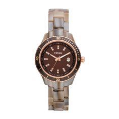 Fossil Stella Mini Resin Watch