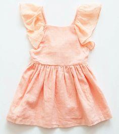 shopminikin - Louise Misha Dress Paillette, Coral