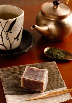 Japanese sweets -Gintsuba-
