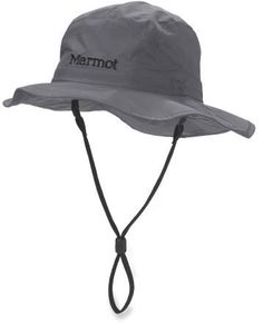 Marmot PreCip Safari Hat - Men s - 2014 Closeout Safari Hat 6164c94fcdd