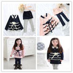 Find More Clothing Sets Information about Hu sunshine wholesale New 2014 Autumn Fashion girls long sleeved sweater + culottes suit clothes outfits,High Quality clothes pole,China suits toddlers Suppliers, Cheap suit cashmere from Hu Sunshine Store on Aliexpress.com