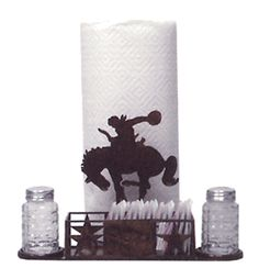 Lonestar Cowboy Table Caddy
