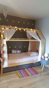 Find the perfect toddler girl bedroom ideas on a budget with our help! We have collected 25 little girl bedroom decor just for you! Baby Bedroom, Girls Bedroom, Bedroom Decor, Bedroom Mint, Bedroom Furniture, Kid Bedrooms, Boy Rooms, Nursery Decor, Toddler Furniture