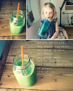 Healthy/Yummy green smoothie
