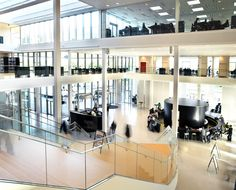 Gallery of Campus Roskilde / Henning Larsen Architects - 18