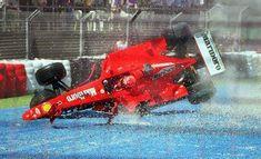 Michael Schumacher, Ferrari, Melbourne 2001