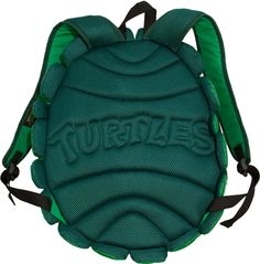 TMNT Shell Backpack (with 4 Masks!) #TMNT