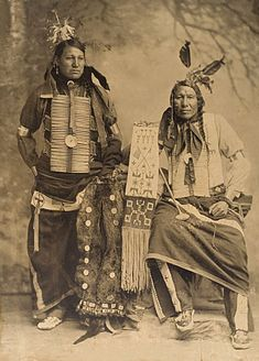 Amos Little aka Iron Hawk with Charles Chase Close To Lodge - Oglala Sioux Native American Pictures, Native American Beauty, Native American Tribes, Native American History, American Indians, American Art, Native Americans, American Quotes, American Symbols