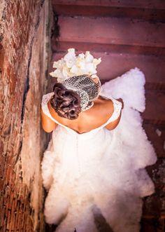 Vintage Chic Destination Wedding in Port Royal, Jamaica - Munaluchi Bridal Magazine #gown #wedding #love Photography:http://dwaynewatkins.com/
