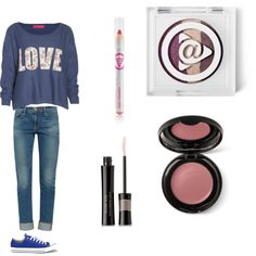 """""""Mary Kay Casual"""" by debrabigart on Polyvore Try before you buy at a facial and/or makeover!! Get products for free with me by hosting a Mary Kay party (online or in home). Go to my web-site & register at MK PARTIES.  As a Mary Kay beauty consultant I can help you, please let me know what you would like or need. Shop 24/7 @ www.marykay.com/hgjoen  and please check out my Facebook page @ www.facebook.com/beautifulyoumarykay"""