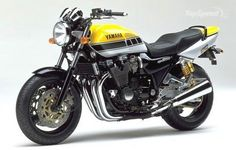 Traumhaft, klassisches Mopped :  Yamaha xjr 1200