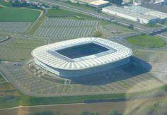 Rhein-Neckar Arena - TSG 1899 Hoffenheim.