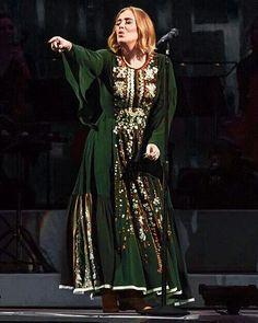 Adele live glastonbury 2016