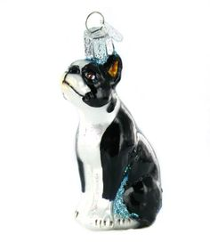 Boston Terrier Ornament Dog Old World Christmas http://www.amazon.com/dp/B004QXJLSE/ref=cm_sw_r_pi_dp_Nh2Yub09MMEDC