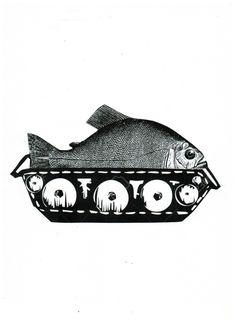 Pez-tanque